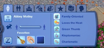 4.08.117 - Abbey traits