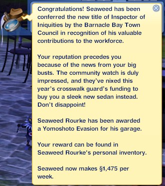 5.05.69 - Seaweed promotion