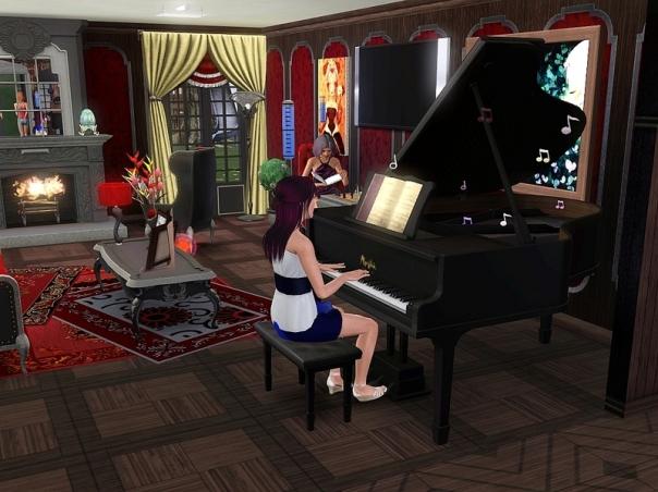 6.05.09 - Roxie piano