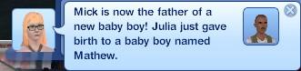 6.05.22 - Julia baby boy